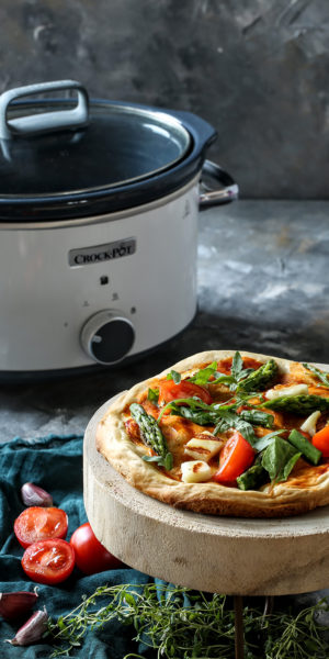 Pizza Crock Pot